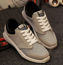 W10021G 2015 men casual shoes wholesale men fashion sneaker