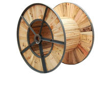 packcging large steel wooden cable reel for high voltage cable 1800mm