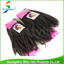 Best hot selling synthetic kanekalon marley braid hair extension