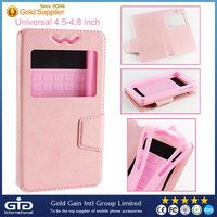 [GGIT] PU+Silicone Universal Case For Mobile Phone