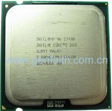2013 Hot model Core 2 Duo SLGW3/SLB9Y E7400 stock
