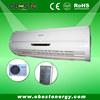 Hybrid Solar Powered Air Conditioner R410a 9000-24000Btu With Toshiba Compressor