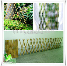 Eco-friendly Different Size popular garden bamboo fencing