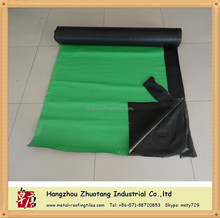(Green finish) Self-adhesive modified bituminous roofing waterproof felt