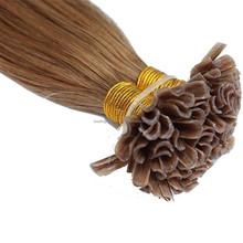 Wholesale Price Brazilian Pre Bonded Fusion Tips Nail/U-tip hair