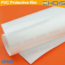 non scratch clear pvc adhesive paint protection film clear plastic protective film