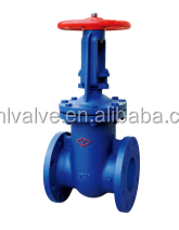 Rising Stem Wedge Type Metal Seated Gate Valve Z41T Z941T from Tieling Liaoning