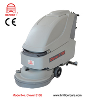 BENNETT Clever 510B automatic supermarket floor cleaning machine