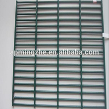 High Density Mesh prison fence 358 fence for perimeter barrier security made in china