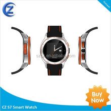 015 IP67 Rugged mobile Smart Watch Phone Waterproof Android 4.4 GPS Wifi MTK6572 Dual Core Bluetooth cell phones 3G