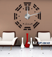 Original brand MAX3 giant home decorative wall clock cheap wall clock diy wall clock
