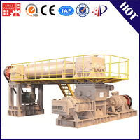 German technology of China's clay brick most affordable whith soil brick making machine