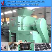 china supplier charcoal powder briquette machine / charcoal manufacturing plant charcoal powder briquette machine