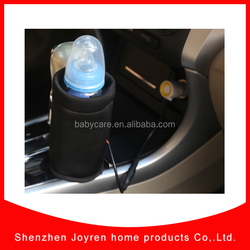 Car Baby bottle warmer/baby milk bottle warmer/electric car cup warmer