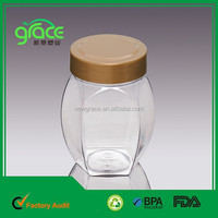 Small Biscuit Plastic Container