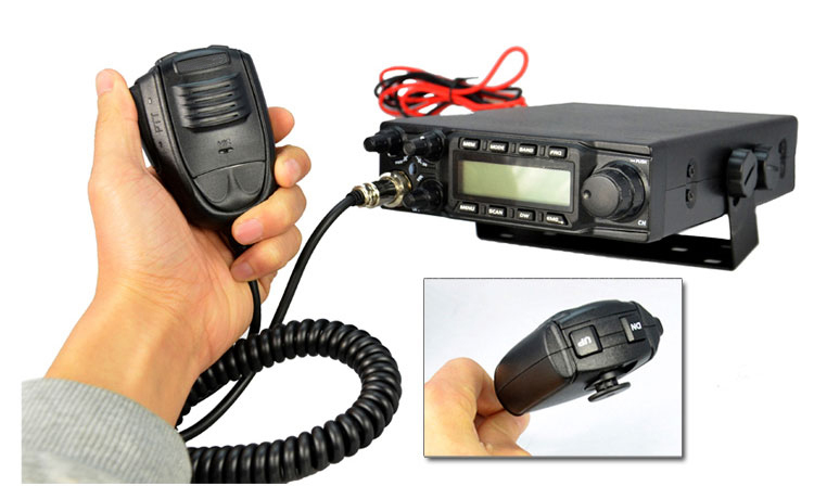 anytone at-6666 am fm ssb cb radio