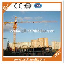QTZ80A Tower Crane(2ton-8ton) tower crane slewing bearing