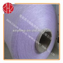 Wholesale 12ne polyester blend yarn china manufacturer provide knitting weaving polyester wool yarn