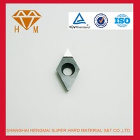 CNC Indexable Diamond PCD/PCBN threading inserts for cnc whitworth bsw thread