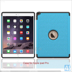 Luxury Handmade Diamond Crystal Hybrid Covers Cases For Apple iPad Pro Bling Covers