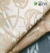 Luxury turkish design fashion jacquard curtain fabric for home textile