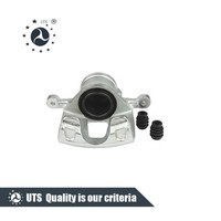 High quality daewoo spare parts front axle brake caliper for nubira/lacetti R 96250030 L 96250029
