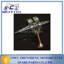 SCL-2013030142 motorcycle crankshaft, crank shaft for 125SX motorcycle parts