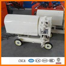 peristaltic pump for concrete