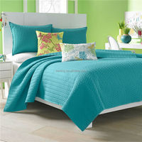 Polyester Thin Quilting Bedding Sets Bedspreads Coverlets