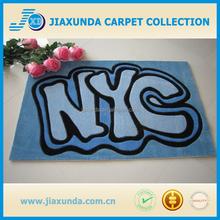 Hand tufted Customized pattern children carpet