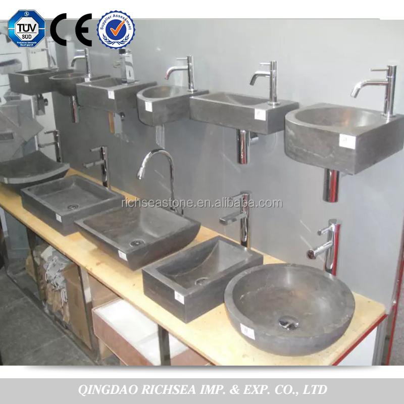 Custom Kitchen Sinks : Custom Size Stone kitchen sink, bathroom sink