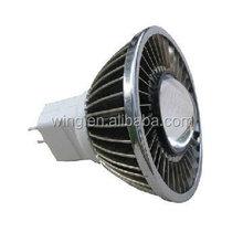 customized high quality 57*45mm led light bulb parts lamp housing