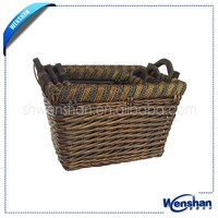 hot sell easter wicker baskets