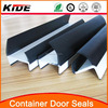 china weather strip pvc Container door seal gasket