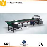 JS-850F semi automatic glue machine album hardcover making machine