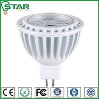 warm white color 520lms light emitting led