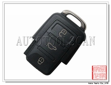 3 Button for VW remote control 1 JO 959 753 P 433Mhz for Europe South America car key AK001008