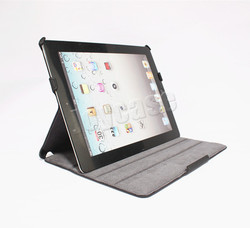 For Apple ipad 2 rugged leather case for ipad air 2 case