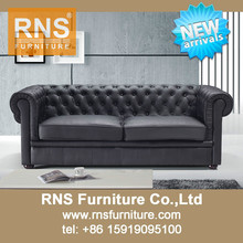 RNS English Design Classic Chesterfield Sofa A05