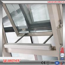 Venta caliente ventana a prueba de agua y reguladores sótano ventilación ingeniería de sistemas consultores
