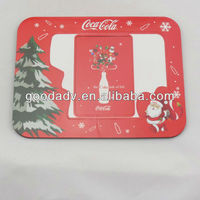 2013 Hot sale low price EVA sticky picture frame/magnetic photo frame for promotional gifts