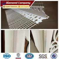 Construction wall protect material pvc corner bead/plaster drywall corner bead