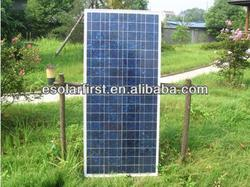 solar panel price 150W Cheap Polycrystalline Solar Panel At A Low Price In China