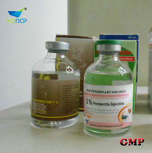 1% ivermectina inyección para uso veterinario sólo