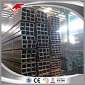 Rhs tubo de acero de peso