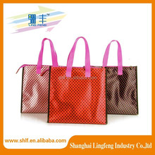 china eco-friendly reusable promotional non woven carry bag