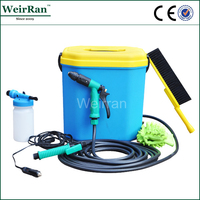 (103500) electric powered car washer pump portable water jet car washing machine