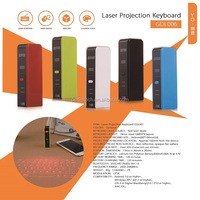 Virtual Laser Projection Keyboard with mouse and bluetooth
