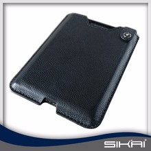 2015 Customized Corium leather pouch Genuine leather case cover for blackberry passport SKN002