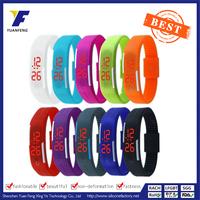 2015 Hot selle new hot silicone digital nurse watch